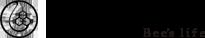 ときつ養蜂園 Bee's ロゴ