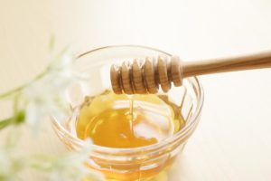 ミツバチの生産物